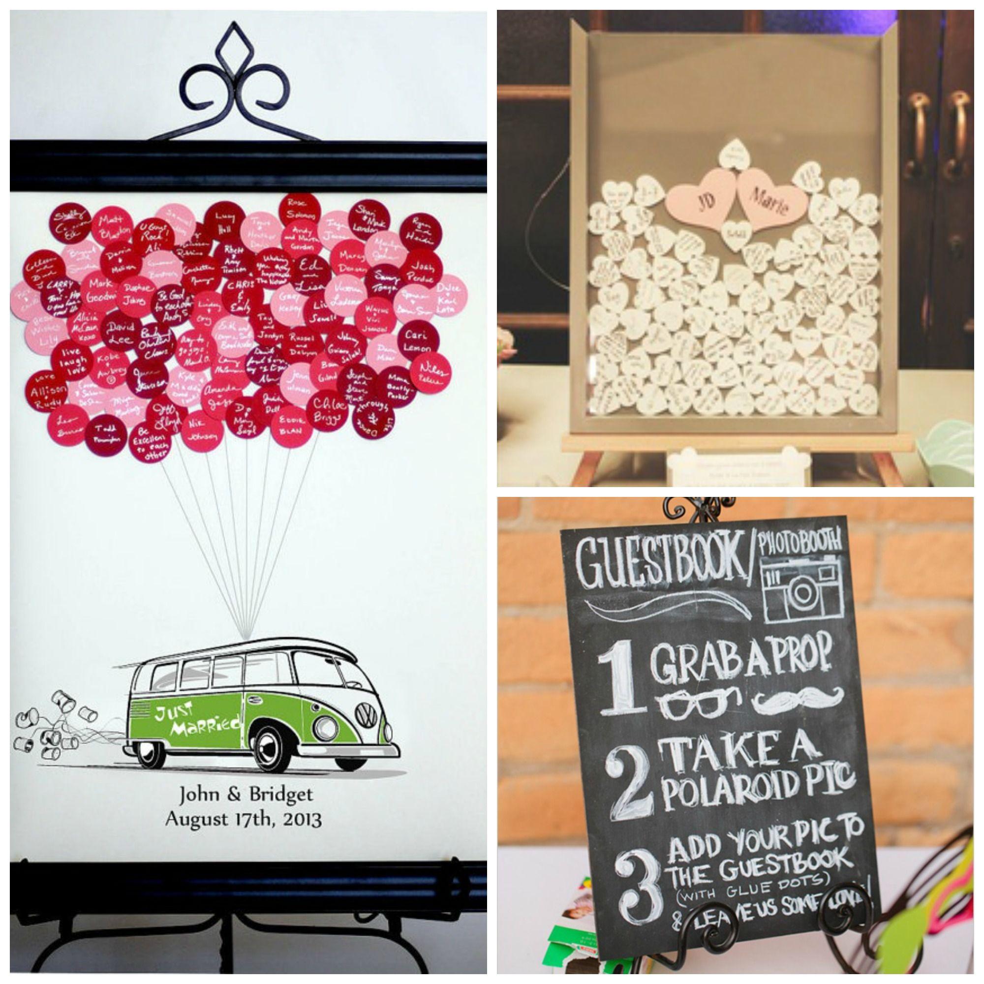 Guest Book Ideas1 Wedding Planning Ideaswedding