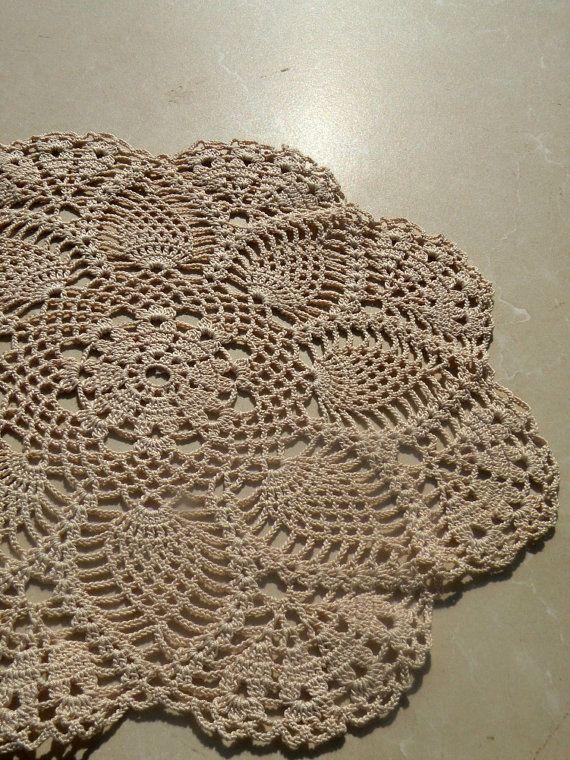 crochet tapis en ainu napperon motif de tapis par filinfilando crochet. Black Bedroom Furniture Sets. Home Design Ideas