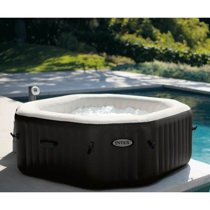 Spa Gonflable Intex Pure Spa Jets Et Bulles 6 Places | Mes Achats
