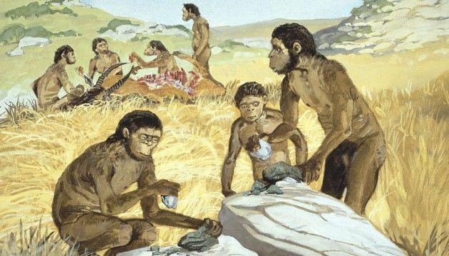 Resultado de imagen para imagenes hombres primitivos