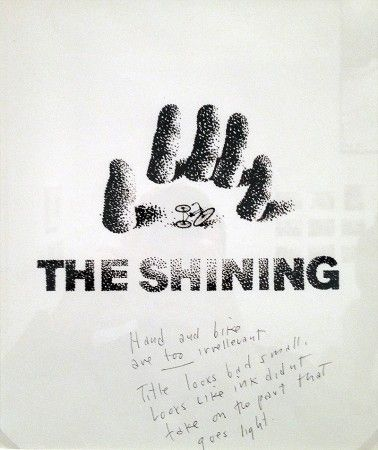 When Saul Bass' poster concepts were rejected by Stanley Kubrick | Typeroom.eu