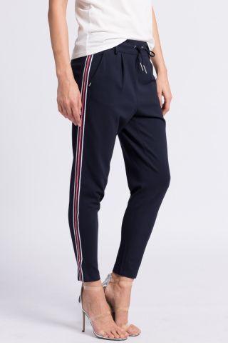 Pantaloni sport dama cu turul lasat conici