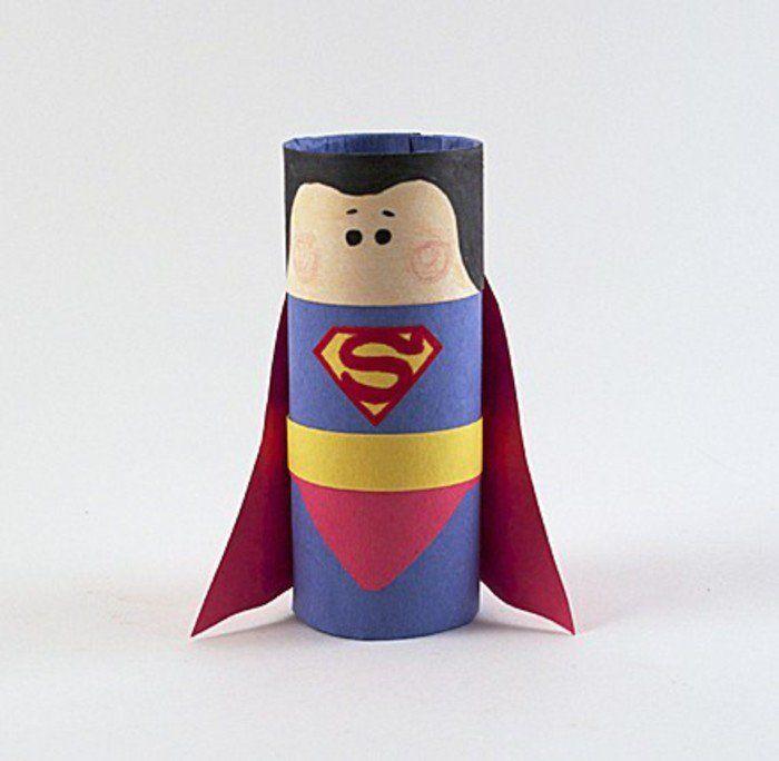 99 diy ideen f r das basteln mit klopapierrollen klopapierrollen crafts toilet paper roll - Spielfiguren basteln ...