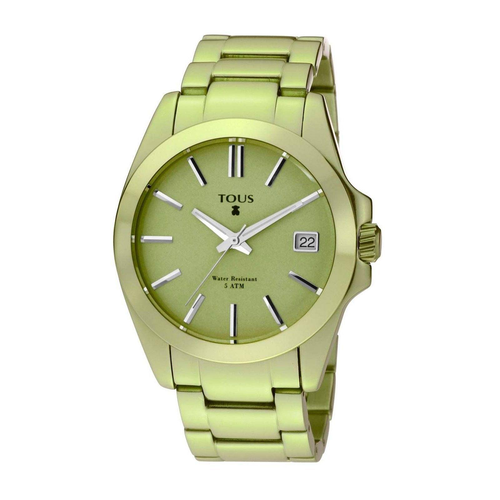 Reloj Drive Aluminio lima de aluminio | Tous jewelry