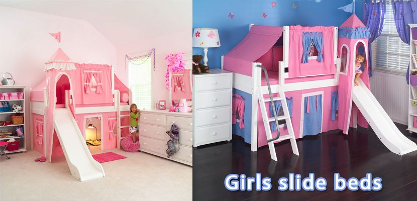 Maxtrix Kids Furniture Theme Beds Castle Beds Princess Beds Theme Beds Bed Princess Loft Bed