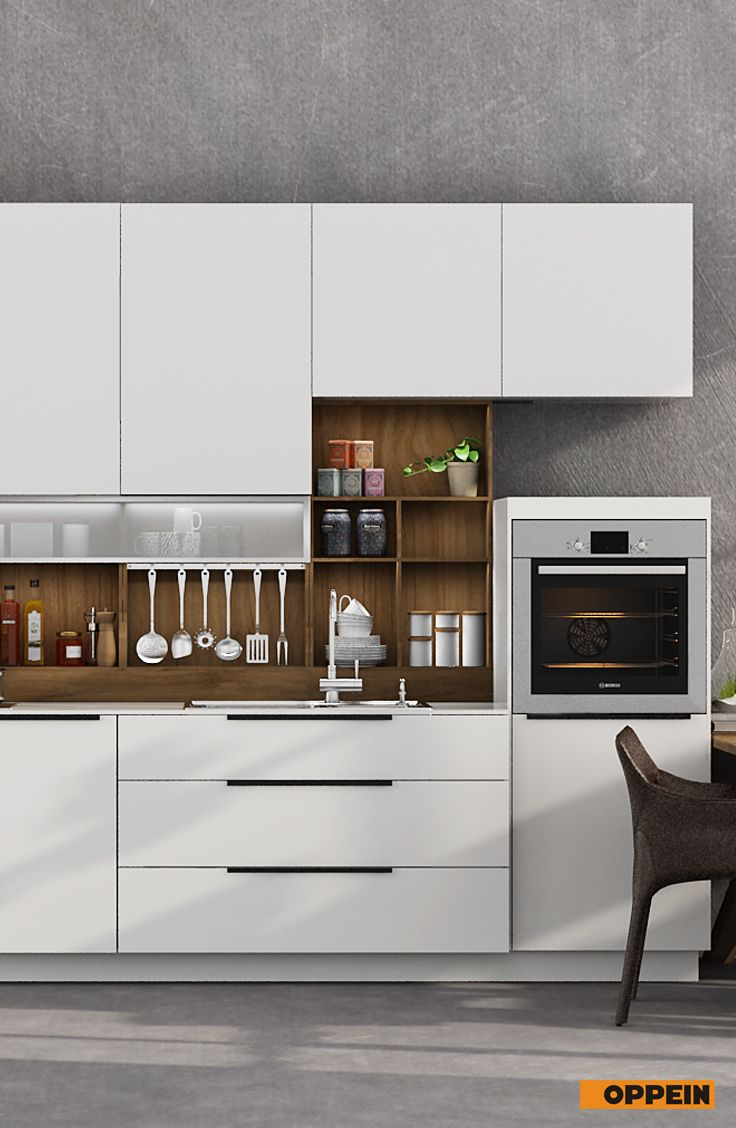 360cm Width Standard Kitchen Cabinet With Lacquer Finish Kitchen Design Kitchen Cabinets Kitchen