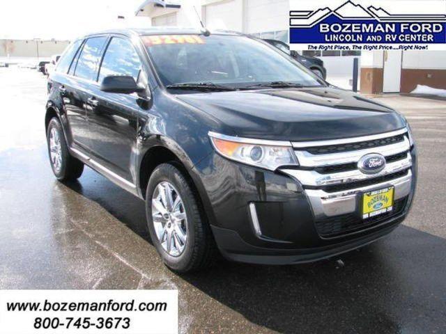 2013 Ford Edge, 11,934 miles, $32,981.