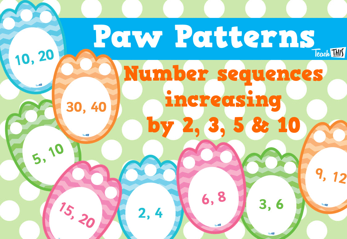 Paw Patterns
