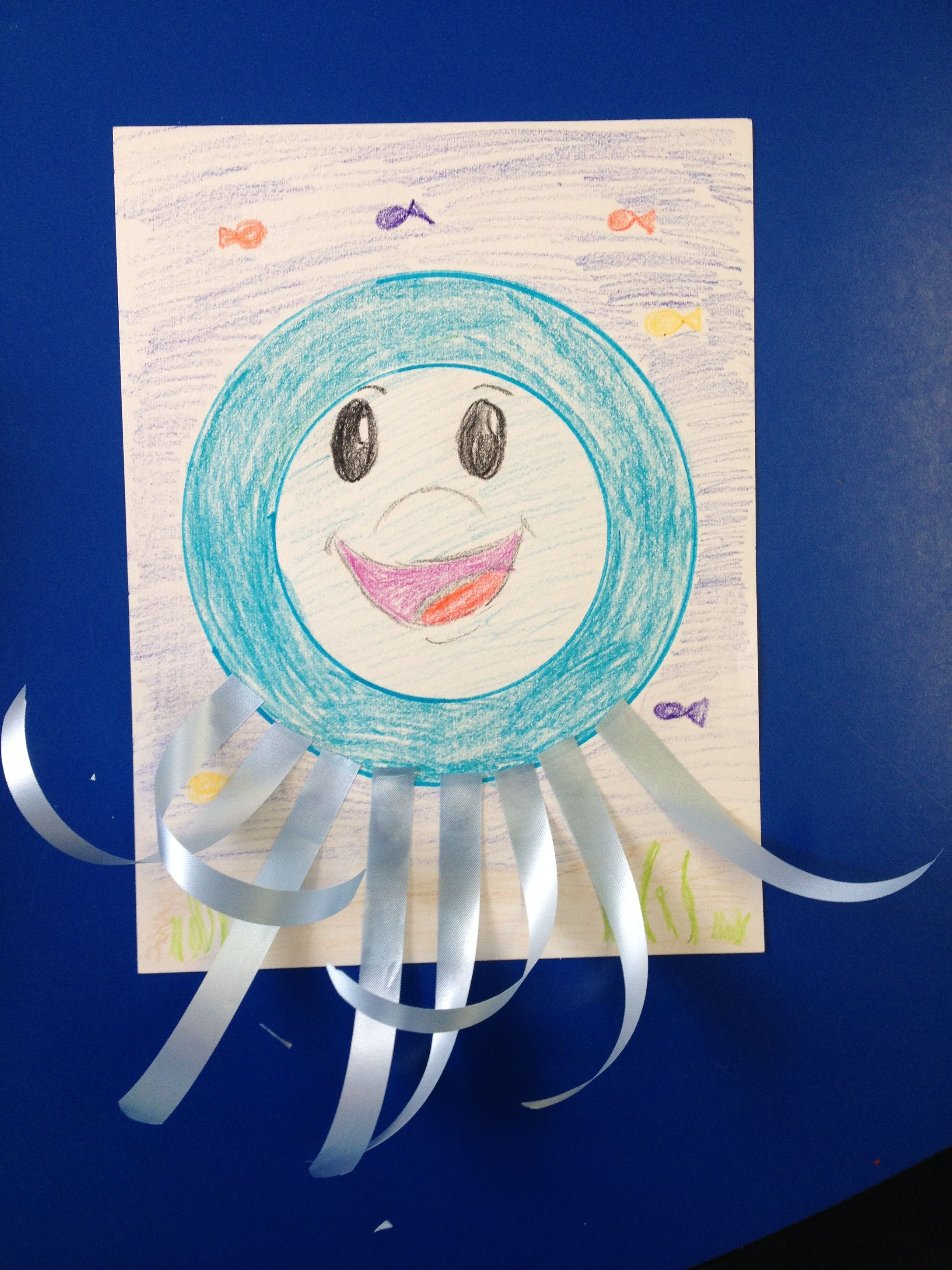 Letter O Preschool Activity O Is For Ocean And Octopus