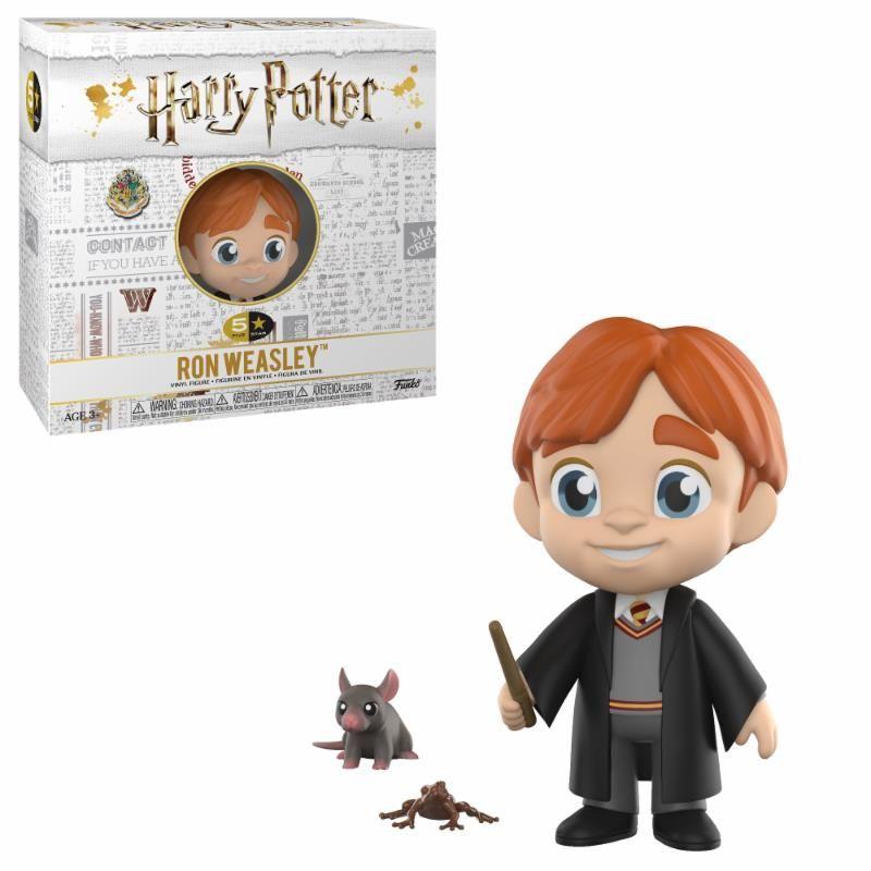 Figur Funko 5 Star Harry Potter Ron Weasley Harrypotter Funko