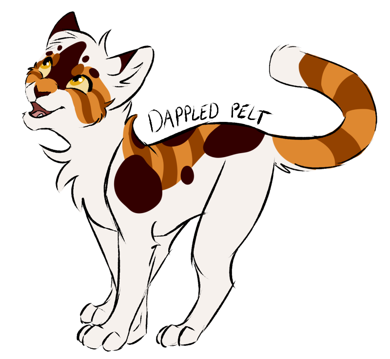 Dappled Pelt By Tusofsky Warrior Drawing Warrior Cat Drawings Warrior Cat Oc