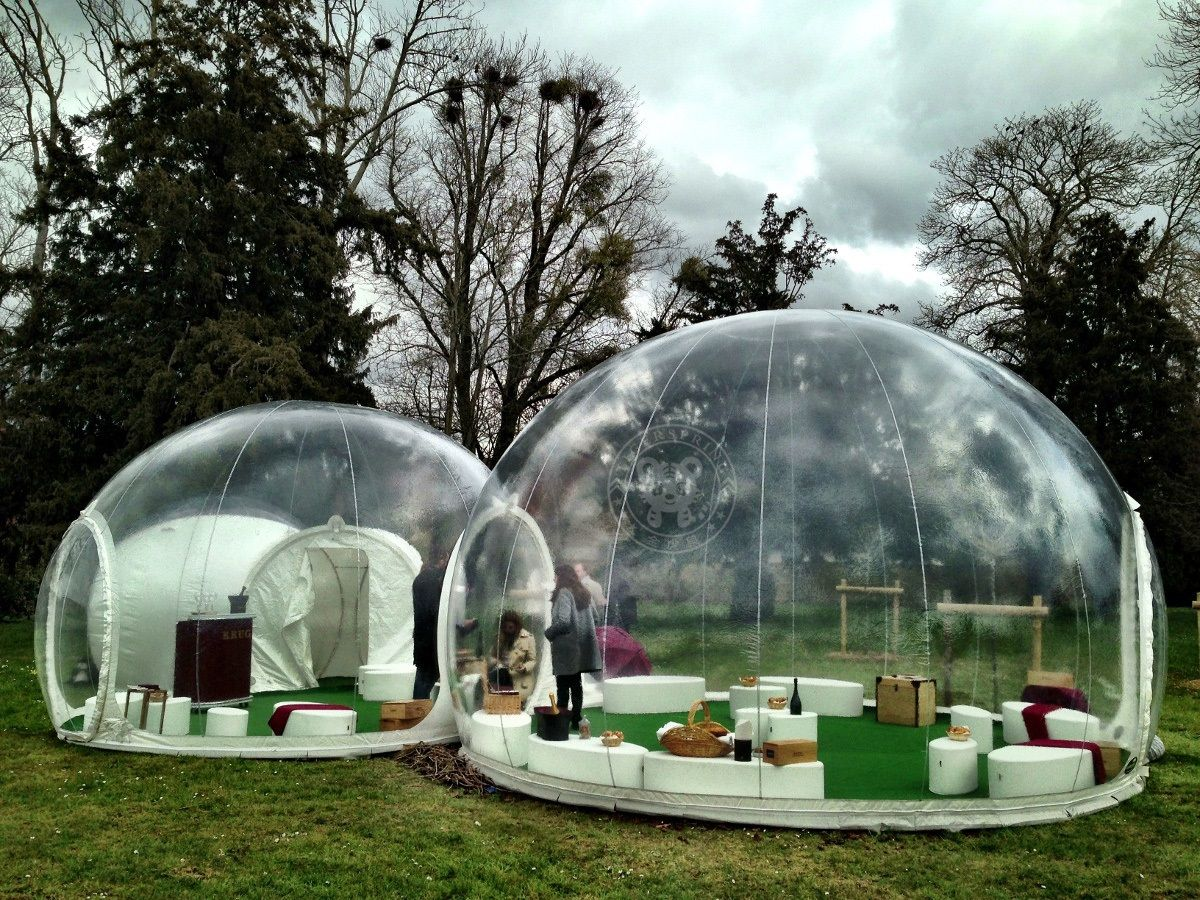 If You Enjoy the Outdoors You Will Love The Bubble Tent! // & If You Enjoy the Outdoors You Will Love The Bubble Tent! http ...
