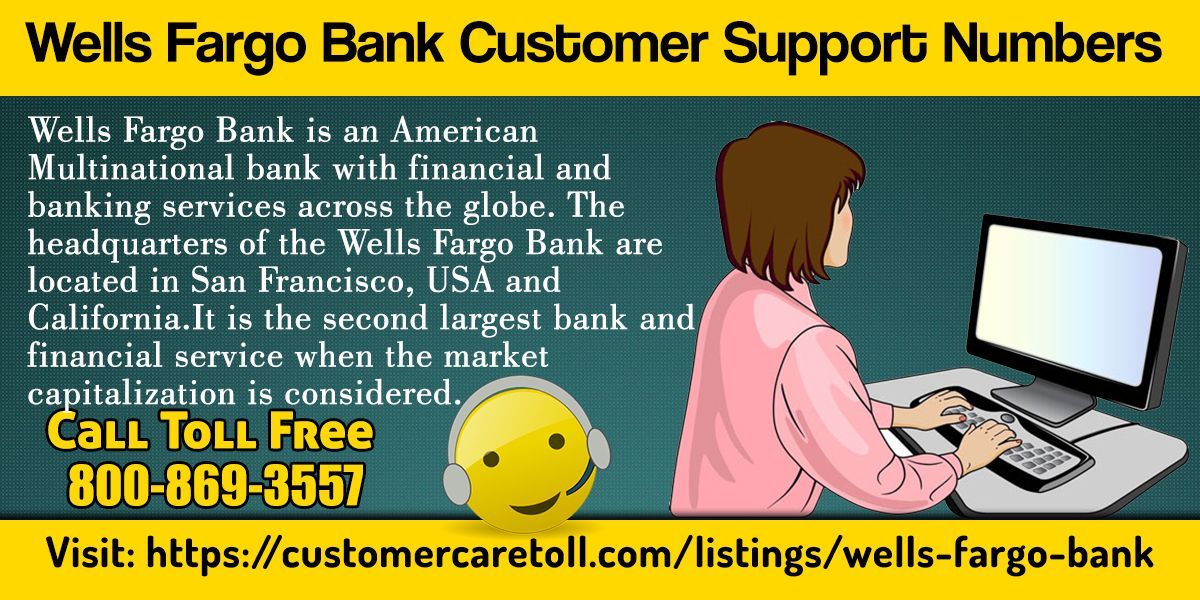 Pin by wolfthomas on Wells Fargo Toll Free Customer Care