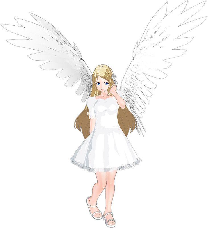 cute teen angel