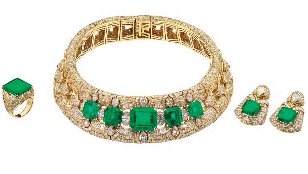 4dececb3f9c07 The Best of Bulgari at the de Young Museum   Jewelry   Robb Report - The
