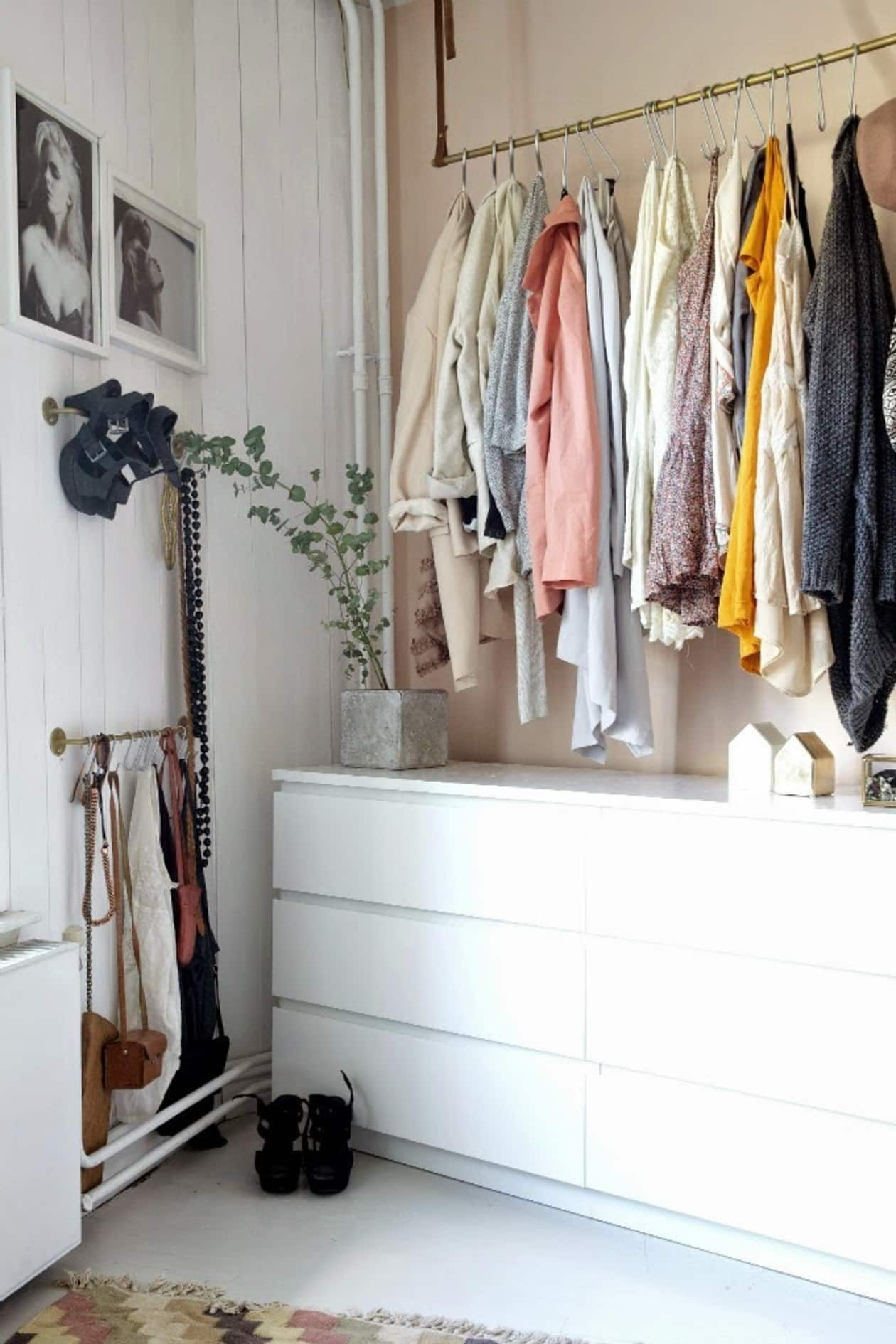Clever Space Saving Solutions For Small Bedrooms Bedroom Storage