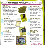What Do Ayurvedic Products Do For Your Hair