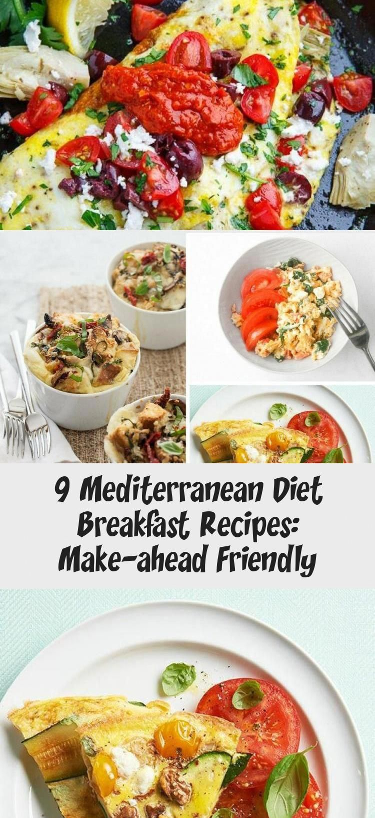 Mediterranean Diet Breakfast Recipes That You Need To Try These Easy Mediterranean Recip Diet Breakfast Recipes Mediterranean Diet Breakfast Breakfast Recipes
