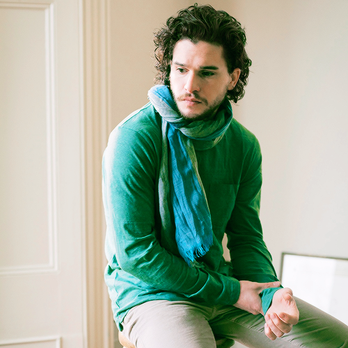 Kit Harington for Mr Porter (May 2015)