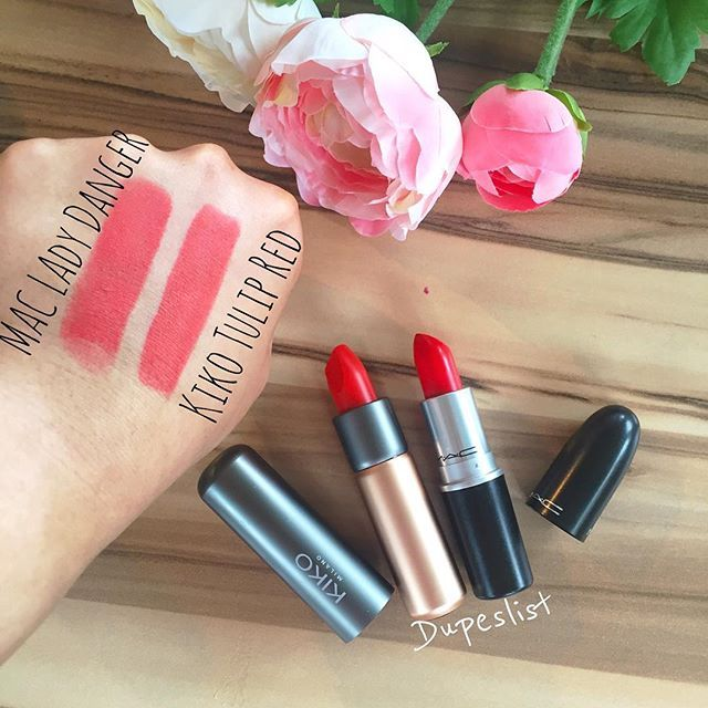Hey Loves Today I Have A Great Mac Lady Danger 20 50 Dupe