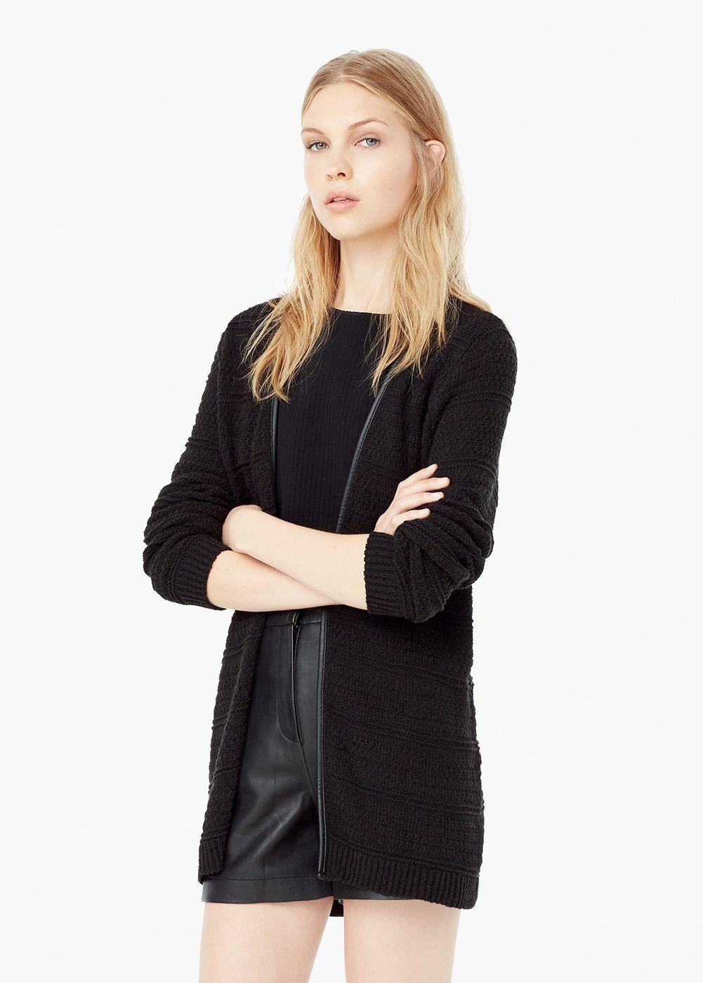 baratas nueva especiales materiales de alta calidad Cárdigan algodón - Mujer   Must have!   Cardigans for women ...