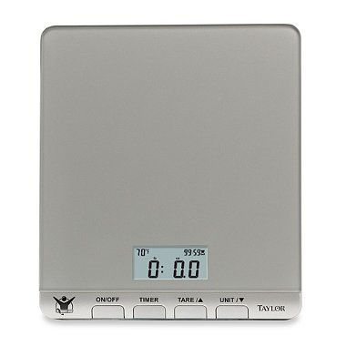 Buy The Biggest Loser 66 Lb Digital Kitchen Scale From Bed Bath