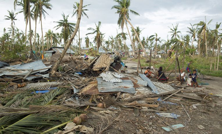 While nearly dying in Typhoon Haiyan, a man promised God he would accept any punishment if he lived. After the storm, he had a chance to face that punishment. Click to read more.