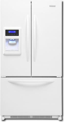 Gentil KitchenAid   Architect II 19.9 Cu. Ft. Counter Depth French Door  Refrigerator
