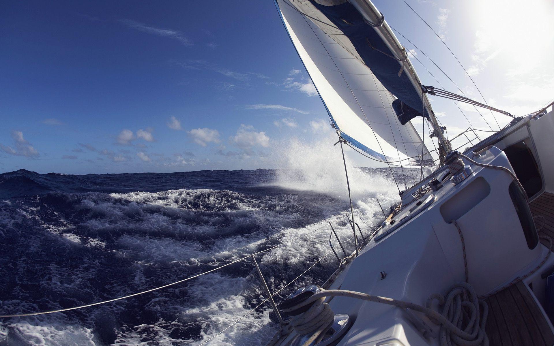 Sailing The Ship Desktop Wallpaper Nautisme Bateau Voile Classique