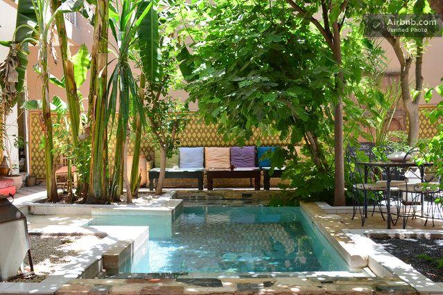 So Cheap So Chic Riad With Pool In Marrakesh