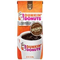 Dunkin' Donuts Original Blend Medium Roast Ground Coffee 12 Ounces