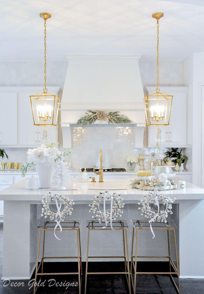 Light It Up | Diy kitchen decor, Elegant kitchens, Kitchen ...