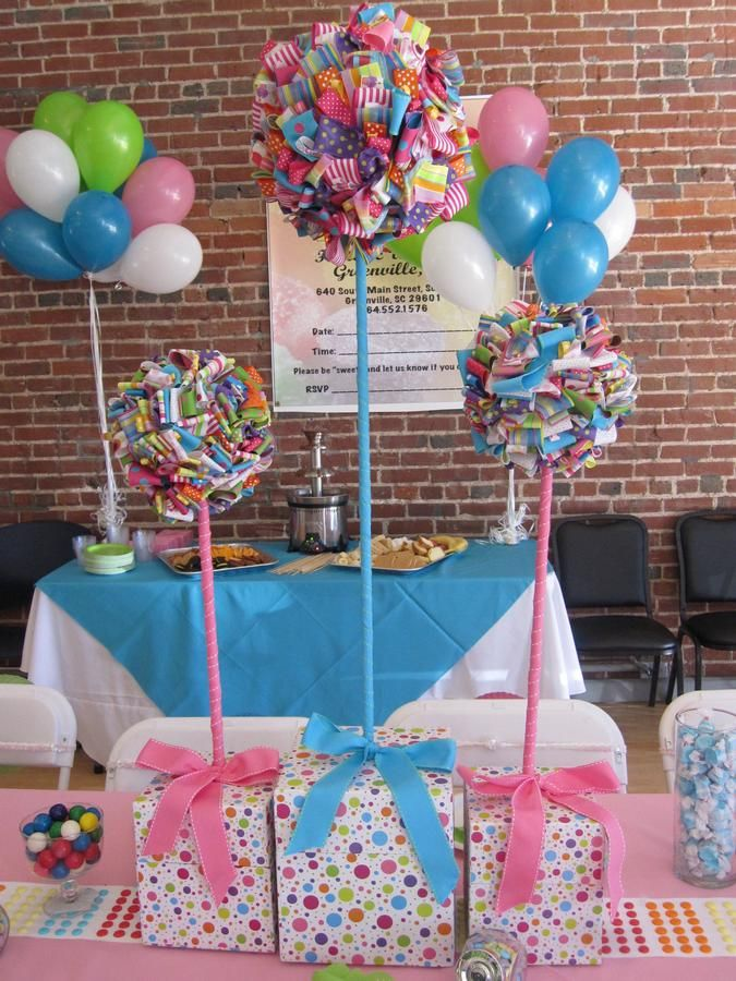 Balloon Topiary Adorable And Lots Of Good Ideas On The Link Party Supplies Greenville Sc