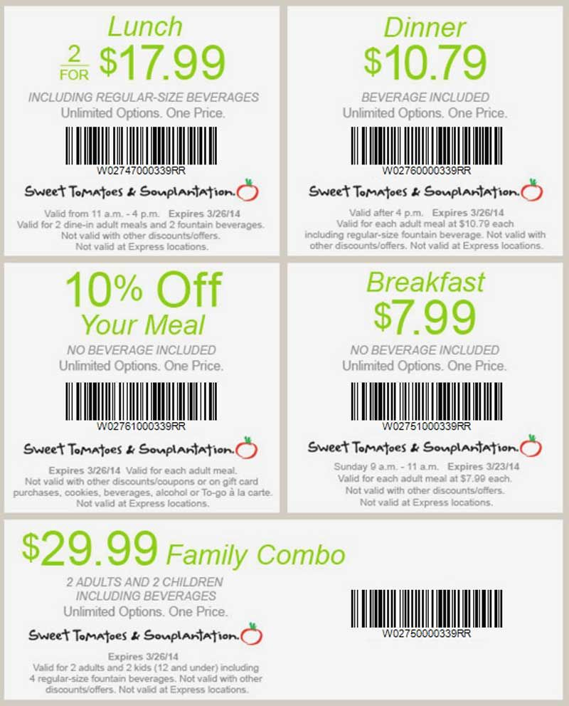 souplantation coupons print for june | coupon pictures | pinterest