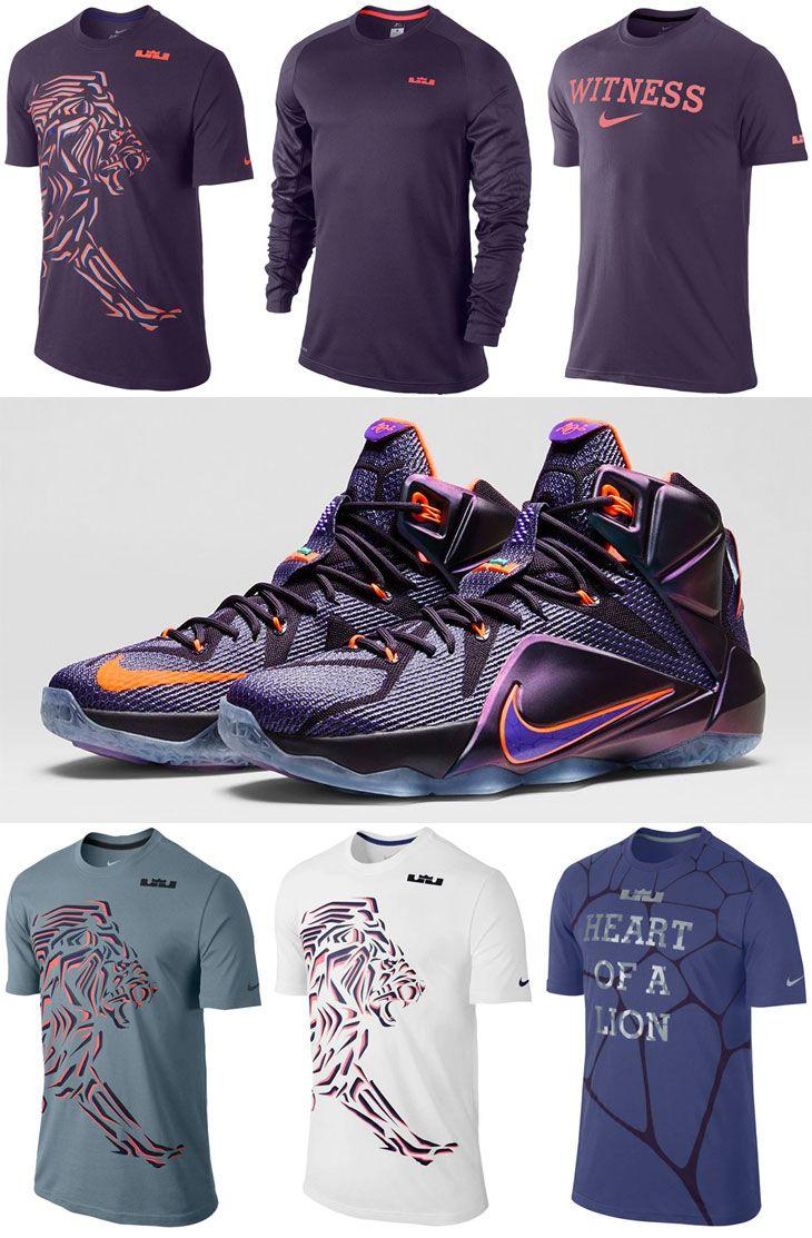 282851424fa lebron 12 outfits - Google Search Nike Clothes