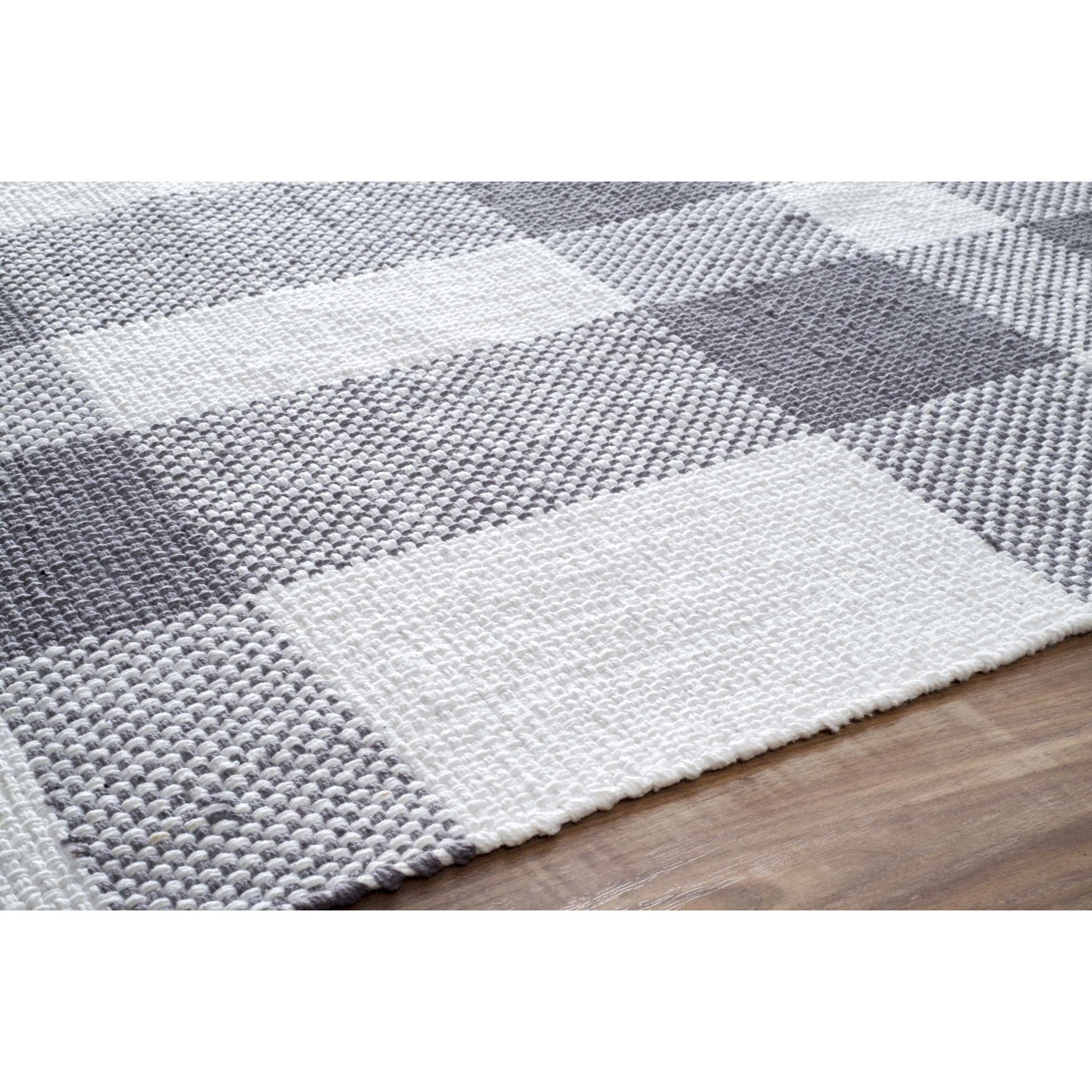 spark flatweave products spi flat weave cotton che rugs grey chevron rugtastic rug