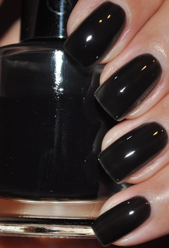 Tamala Black Jelly Nail Polish 15ml 5oz