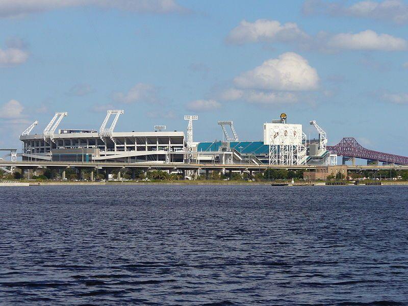 EverBank Field Jacksonville Jaguars Everbank field