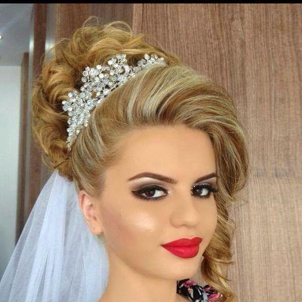 Superb Bridal Hairstyles  Hair ideas  Hochzeitsfrisuren
