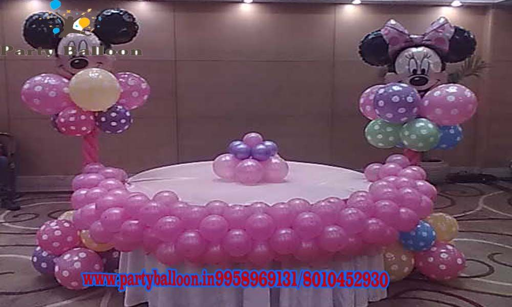 Party Balloon Is Best Birthday Theme Party Organisers In Chandigarh