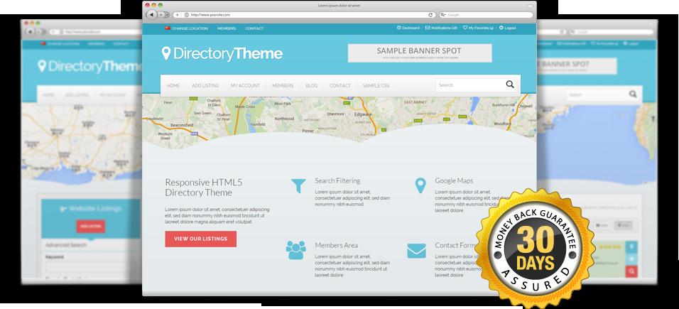 Premiumpress Responsive Directory Theme (WordPress) | Best