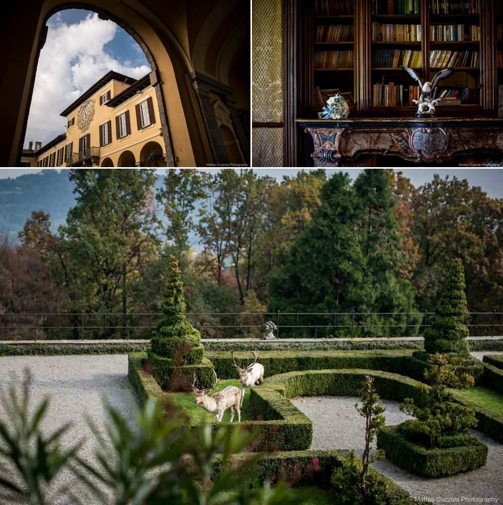 Wedding in Villa Orsini Colonna, Imbersago Villa, Foto