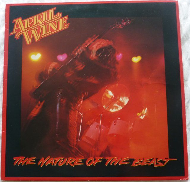 April Wine The Nature Of The Beast Records Lps Vinyl And