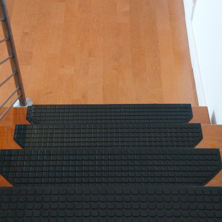 Block Grip Rubber Stair Mats