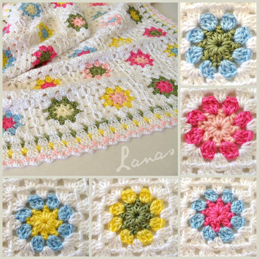 Lanas de Ana: Chichi\'s Summer Garden | Home * yarny stuff ...