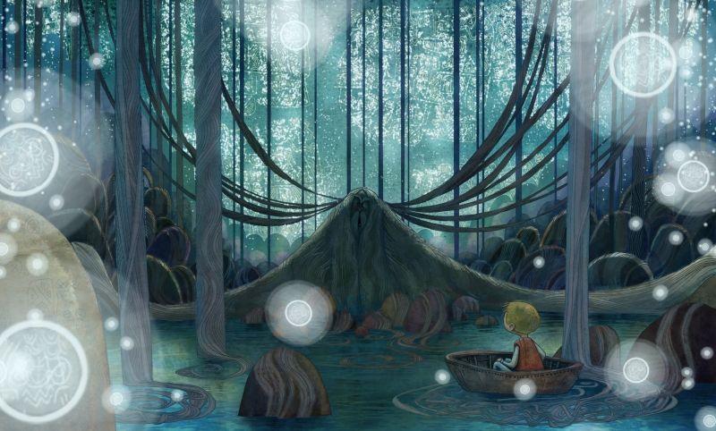 Concept Art Song Of The Sea Art