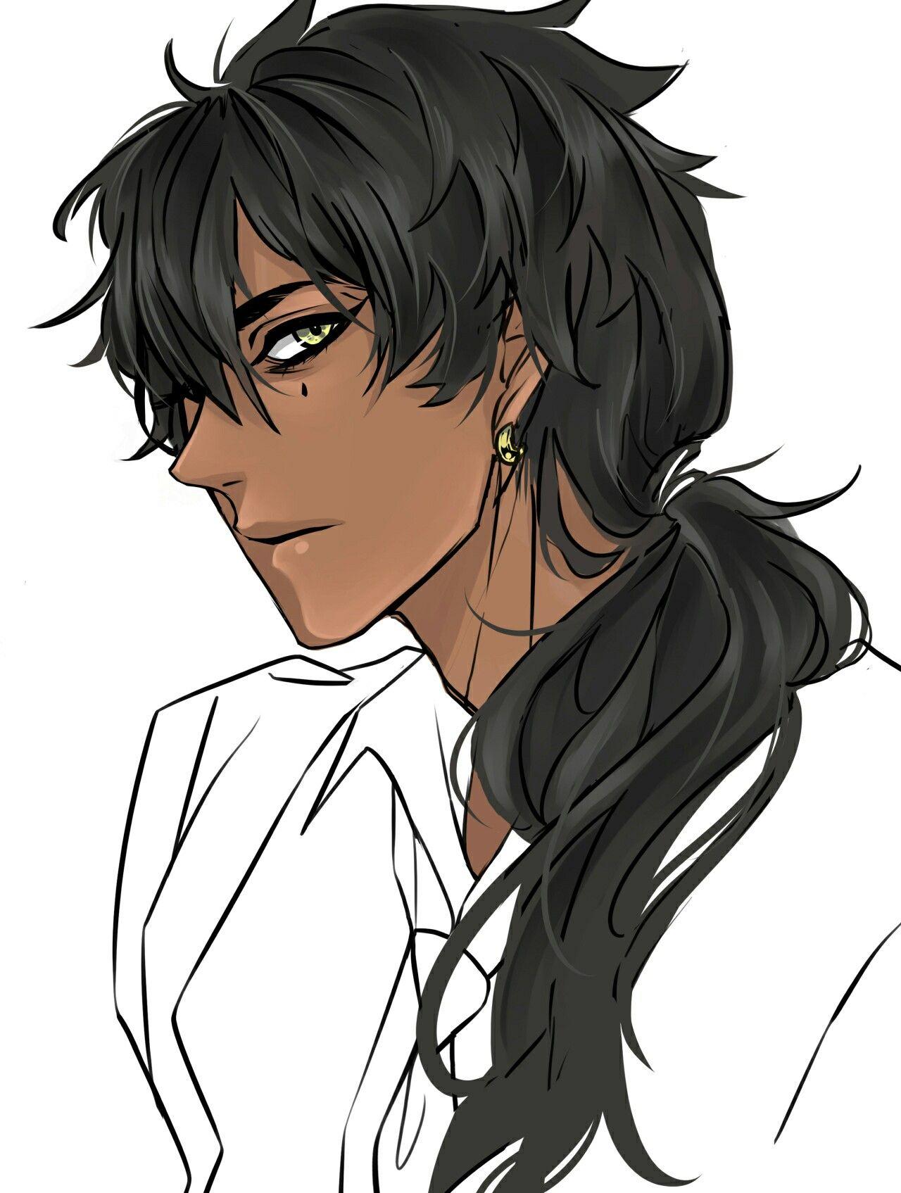 Tyki Mikk D Gray Man Dark Skin Boys Black Anime Characters