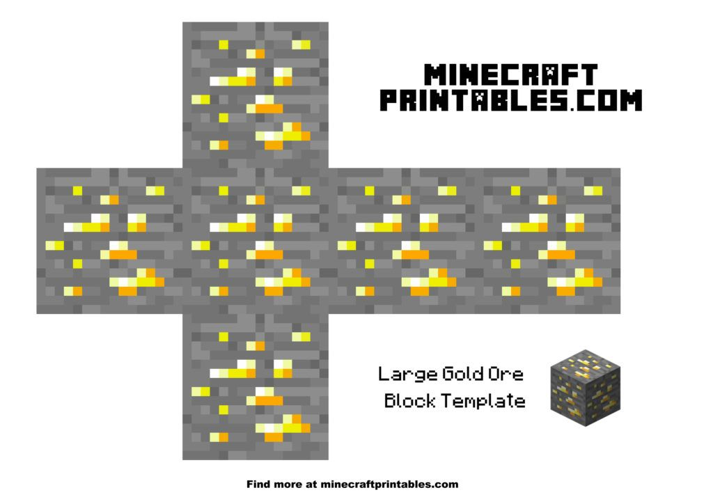 minecraft printable images # 34