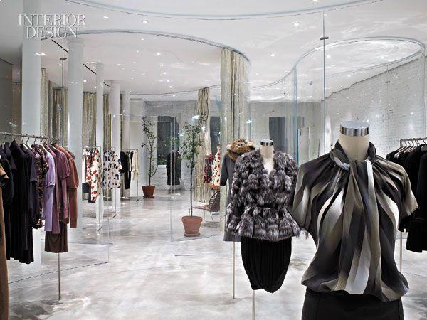 fashion house designer fashionshopinteriordesign13 Interior