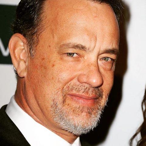☘❤️️ #tomhanks #handsome #actor #love #tbt #smile #cinema #greeneyes